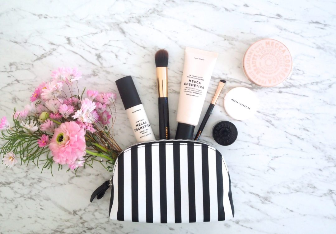 ... selling everything from high quality make-up brushes, skin-care to fake lashes. I was lucky enough to try some of their skin and makeup essentials ...
